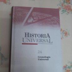Libros antiguos: LIBRO HISTORIA UNIVERSAL. Lote 41637601
