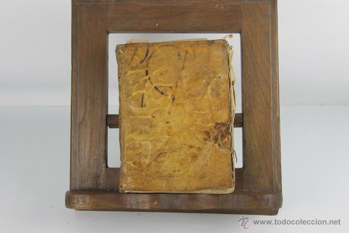 Libros antiguos: D-272.MONARCHIA HEBREA. VICENTE BACALLAR. IMP. GABRIEL RAMIREZ. 1749. - Foto 4 - 42276654