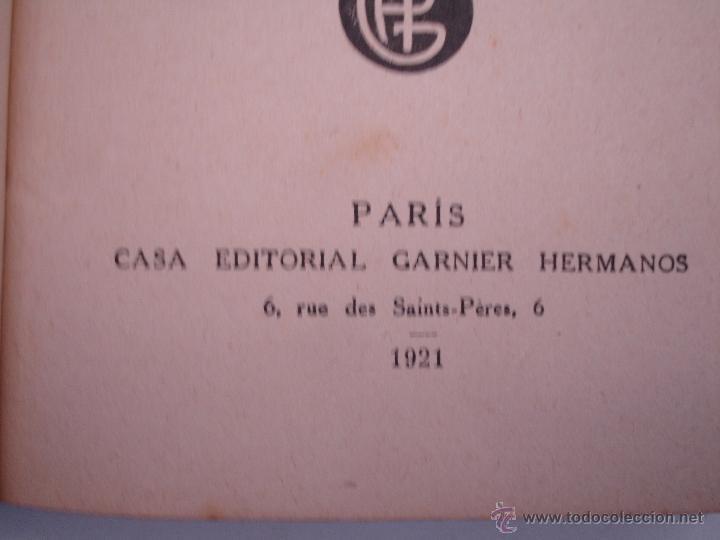 Libros antiguos: Obras completas de Píndaro -PARIS 1921- - Foto 3 - 42449417
