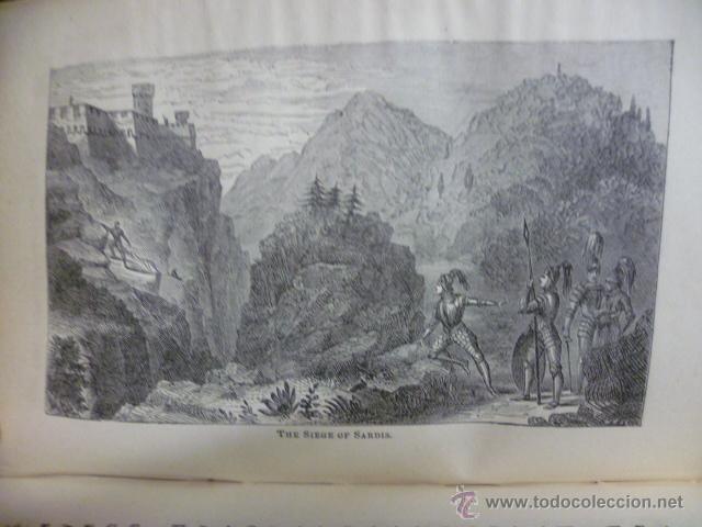 Libros antiguos: Cyrus and Alexander - ABBOTT - 1880 - preciosos grabados.(en ingles - ver fotos) - Foto 6 - 42680815