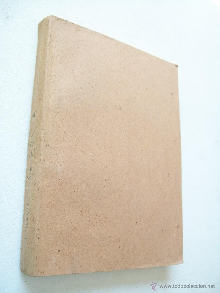 Libros antiguos: VISTAS DE SEGOVIA, APUNTES E IMPRESIONES DE VIAJE-LEÓN ROCH-MADRID, MCMXXI - Foto 2 - 42829502