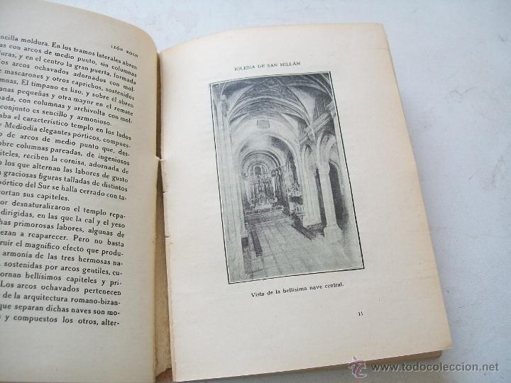 Libros antiguos: VISTAS DE SEGOVIA, APUNTES E IMPRESIONES DE VIAJE-LEÓN ROCH-MADRID, MCMXXI - Foto 6 - 42829502