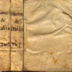 Libros antiguos: HISTORIA DE LA ÚLTIMA GUERRA – AÑO 1738. Lote 43581332