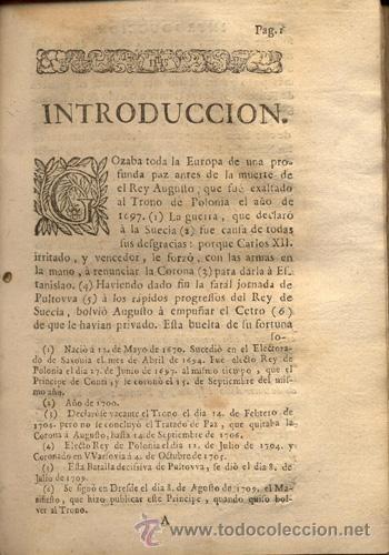 Libros antiguos: HISTORIA DE LA ÚLTIMA GUERRA – AÑO 1738 - Foto 4 - 43581332