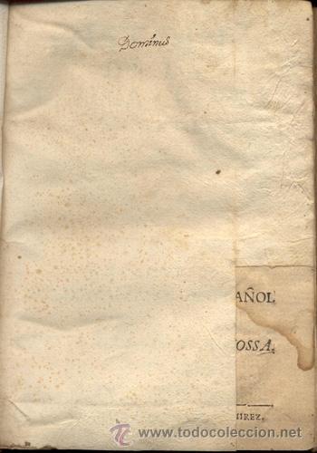 Libros antiguos: HISTORIA DE LA ÚLTIMA GUERRA – AÑO 1738 - Foto 12 - 43581332