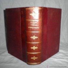 Libros antiguos: CARTAS SOBRE POMPEI - AÑO 1895 - E.PI Y MOLIST - HISTORIA ANTIGUA.. Lote 43654064