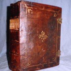 Libros antiguos: BREVIARIU ROMANUM CONCILII TRIDENTINI - AÑO 1806 - MONUMENTAL.. Lote 43811213