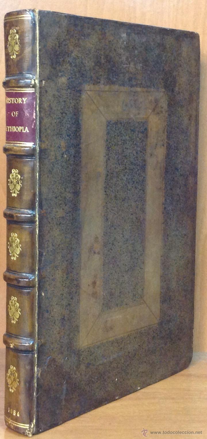 A NEW HISTORY OF ETHIOPIA BEING A FULL AND ACCURATE DESCRIPTION OF THE KINGDOM OF ABESSINIA. 1684. (Libros antiguos (hasta 1936), raros y curiosos - Historia Antigua)