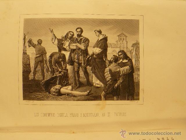 Libros antiguos: LIBRO LA HISTORIA DE FELIPE II - Foto 3 - 44157853