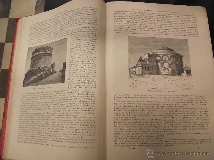 Libros antiguos: HISTORIA DE LOS ROMANOS, VÍCTOR DURUY - Foto 5 - 44759402