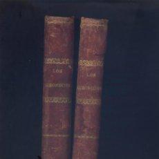 Libros antiguos: HISTORIA DE LOS GERONDINOS-2 TOMOS - A. DE LAMARTINE- 1877. Lote 44764547