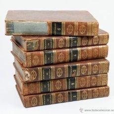 Libros antiguos: MEMOIRES POUR SERVIR A L´HISTOIRE DE FRANCE, SOUS NAPOLEON. 1825. 6 VOL. EN FRANCÉS.. Lote 45076648