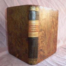 Libros antiguos: HISTORIA NATURAL DEL JENERO HUMANO - AÑO 1852 - J.VIREY - RARA EDICION.. Lote 45236524