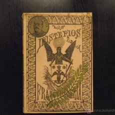 Libros antiguos: LOS MISTERIOS DE LA FRANCMASONERIA, LEO TAXIL, 1887. Lote 45533257