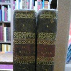 Libros antiguos: HISTORIA DE ESPAÑA, DESDE LOS TIEMPOS MÁS REMOTOS HASTA 1839. CORTADA, JUAN.. Lote 46174845