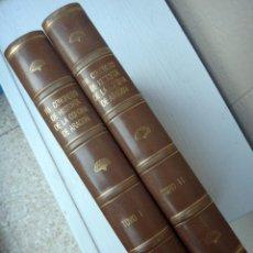 Libros antiguos: LIBRO III TERCER CONGRESO DE HISTORIA DE LA CORONA DE ARAGON , 1923 , VALENCIA , 2 TOMOS , ORIGINAL. Lote 46194038