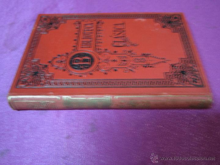 Libros antiguos: POEMAS Y FANTASIAS ENRIQUE HEINE BIBLIOTECA CLASICA 1900 . - Foto 5 - 46203027