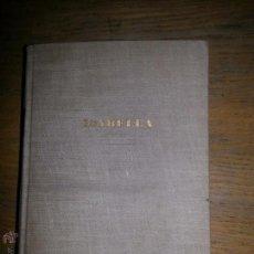 Libros antiguos: ISABELLA, POR A.ST. WITTLIN. Lote 46696087