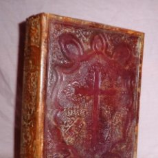 Libros antiguos: VINDICIAS DE LA SANTA BIBLIA - AÑO 1854 - BELLA EDICION EN PIEL·GRABADOS.. Lote 46739540