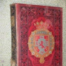 Libros antiguos: CÓRDOBA, POR PEDRO DE MADRAZO. EDITORIAL DANIEL CORTEZO, 1884, ILUSTRADO. EJEMPLAR FALTO. Lote 46989638