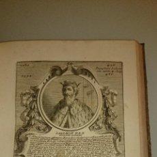 Libros antiguos: 1724 - REYES DE ISRAEL PERSIA BABILONIA EGIPTO GRECIA PERSONAJES BÍBLICOS - 143 GRABADOS. Lote 47266298