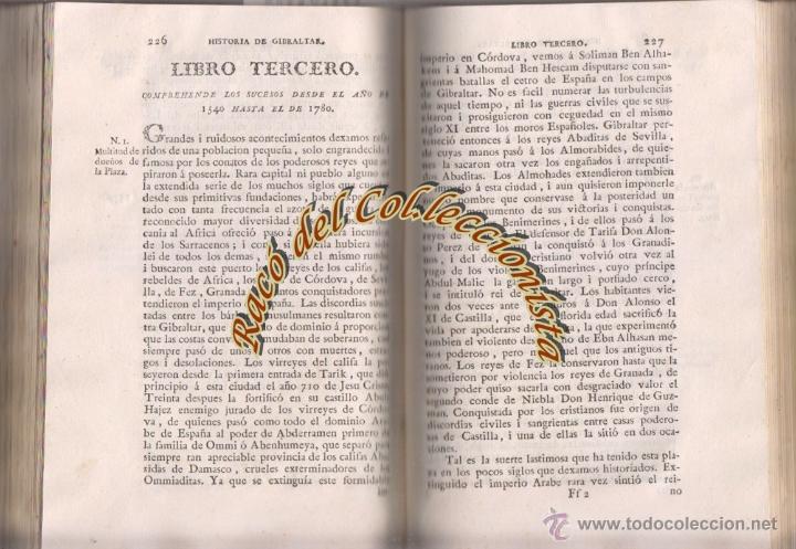 Libros antiguos: Detalle páginas interiores - Foto 3 - 47290290