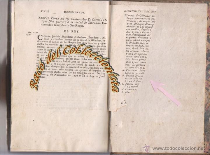 Libros antiguos: Detalle página arrancada - Foto 4 - 47290290