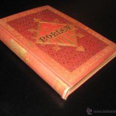 Libros antiguos: ALBUM DE POBLET AB 19 VISTAS FOTOTIPICAS INALTERABLES - ANTONI MASSO. Lote 47295714