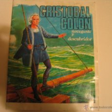 Libros antiguos: CRISTOBAL COLON. Lote 47752111