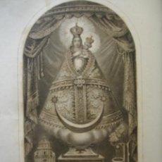 Libri antichi: HISTORIA DE NUSTRA SEÑORA DE LA FUEN SANTA . FUENSANTA CORDOBA .AÑO 1866.4ª.50 PG + 1 LITOGRAFIA. Lote 47776660