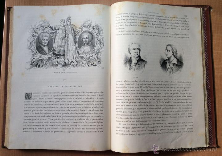 Libros antiguos: GERMANIA - DOS MIL AÑOS DE HISTORIA ALEMANA - JUAN SCHERR - BARCELONA - ED. MONTANER Y SIMON - 1882 - Foto 3 - 47783070