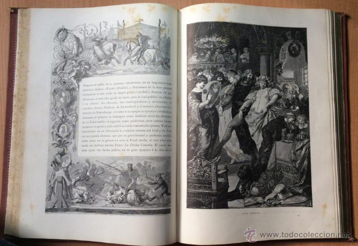 Libros antiguos: GERMANIA - DOS MIL AÑOS DE HISTORIA ALEMANA - JUAN SCHERR - BARCELONA - ED. MONTANER Y SIMON - 1882 - Foto 5 - 47783070