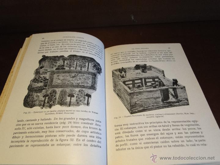 Libros antiguos: CIVILIZACIONES ANTIGUAS ORIENTE GRIEGA Y ROMANA.-HUNGER, J. y LAMER, H. - Foto 9 - 133687034