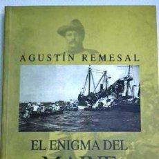 Libros antiguos: EL ENIGMA DEL MAINE-AGUSTIN REMESAL. Lote 48693749