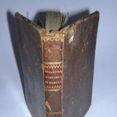 Libros antiguos: 1830 - GERÓNIMO DE LA ESCOSURA - COMPENDIO DE LA HISTORIA DE GRECIA. Lote 48804583