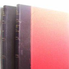 Libros antiguos: HISTORIA DE LA REVOLUCIÓN FRANCESA (2 VOLÚMENES) 1932. Lote 48905870