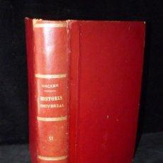 Libros antiguos: HISTORIA UNIVERSAL TOMO 11 HISTORIA REVOLUCIÓN FRANCESA. ONCKEN. MONTANER Y SIMON. BARCELONA 1894. Lote 49318639