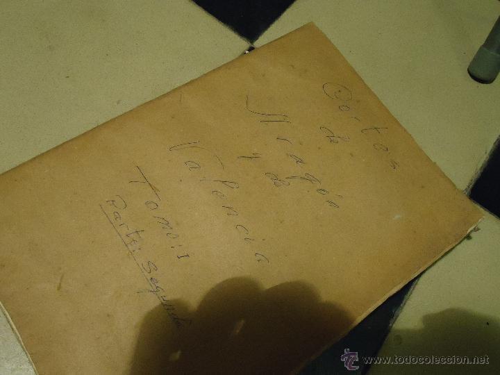 Libros antiguos: HISTORIA CORTES ARAGON VALENCIA CATALUÑA DEL AÑO 1331 AL 1358 - Foto 7 - 49345890