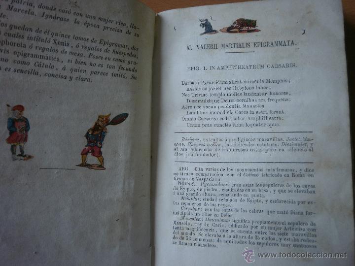 Libros antiguos: Autores latinos - Foto 5 - 49474831