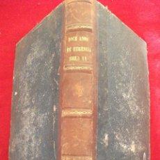 Libros antiguos: RARO Y DIFICIL - DOCE AÑOS DE REGENCIA ( CRONICAS DEL SIGLO XV ) POR NARCISO BLANCH E ILLA 1863. Lote 50216386