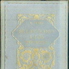 Libros antiguos: MORET : DE LOS CLANES A LOS IMPERIOS (LA EVOLUCIÓN DE LA HUMANIDAD, 1925). Lote 119962464