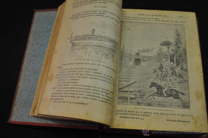 Libros antiguos: CRÓNICA DE LA GUERRA DE CUBA - 1895-96 - RAFAEL GUERRERO - TOMO SEGUNDO - EDITORIAL MAUCCI 1896 - Foto 3 - 50444368