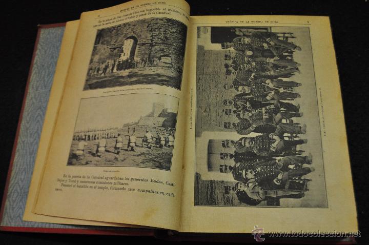 Libros antiguos: CRÓNICA DE LA GUERRA DE CUBA - 1895-96 - RAFAEL GUERRERO - TOMO SEGUNDO - EDITORIAL MAUCCI 1896 - Foto 4 - 50444368