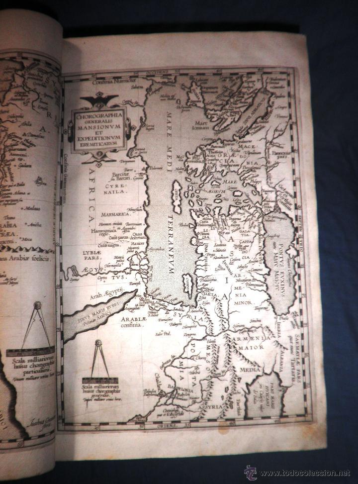 Libros antiguos: VITAE PATRUM - AÑO 1617 - VIDAS DE LOS PATRIARCAS - IN FOLIO - MUY RARO. - Foto 14 - 50631243