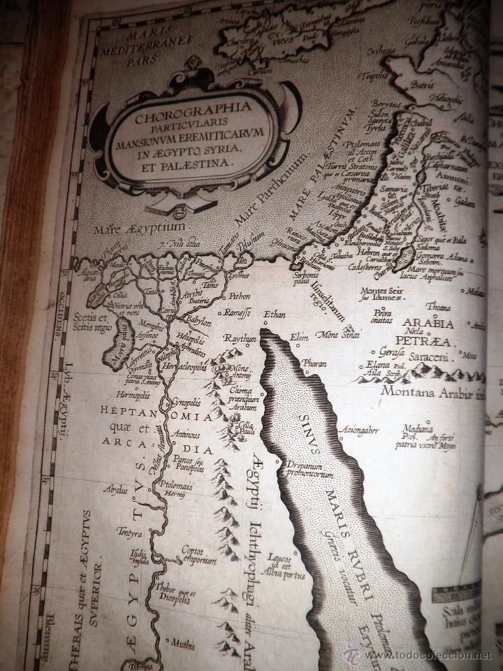 Libros antiguos: VITAE PATRUM - AÑO 1617 - VIDAS DE LOS PATRIARCAS - IN FOLIO - MUY RARO. - Foto 15 - 50631243