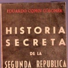 Alte Bücher - historia secreta de la republica - 50810551