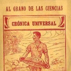 Libros antiguos: VILA RIERA : ORIGEN DEL MUNDO Y EDAD ANTIGUA. Lote 51518089