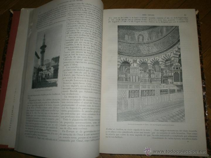 Libros antiguos: LA CIVILIZACIÓN DE LOS ARABES por Gustavo Le Bon. MONTANER Y SIMON EDITORES, 1886 - Foto 4 - 51924410