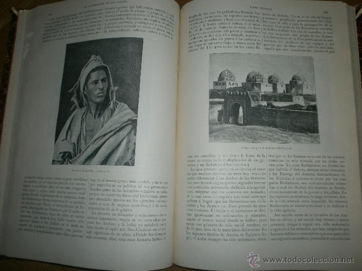 Libros antiguos: LA CIVILIZACIÓN DE LOS ARABES por Gustavo Le Bon. MONTANER Y SIMON EDITORES, 1886 - Foto 5 - 51924410