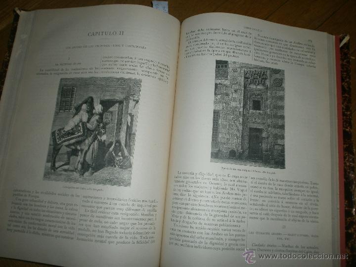 Libros antiguos: LA CIVILIZACIÓN DE LOS ARABES por Gustavo Le Bon. MONTANER Y SIMON EDITORES, 1886 - Foto 6 - 51924410